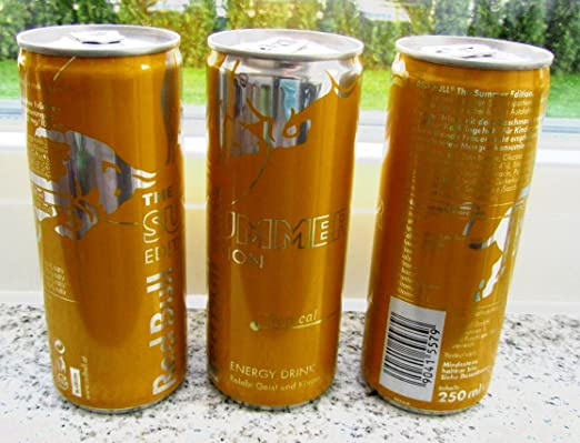 Red Bull - The Summer Edition Tropical Energy Drink - 250ml inkl ...