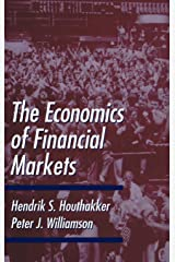 The Economics of Financial Markets Hardcover