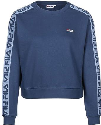 Sweater Ensign it Amazon Blue W Fila Tamarr Abbigliamento HfxZEE