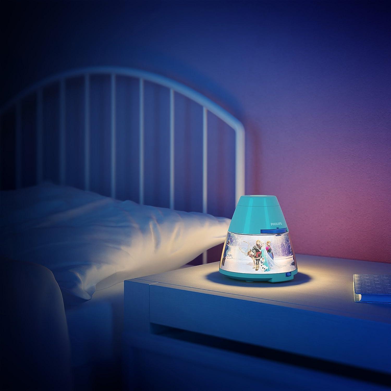 rot Philips Disney Cars LED Projektor Tischleuchte 717693216