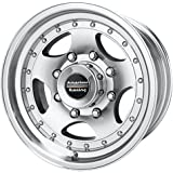 """American Racing AR23 Machined Wheel with Clear Coat (16x8""""/8x170mm)"""