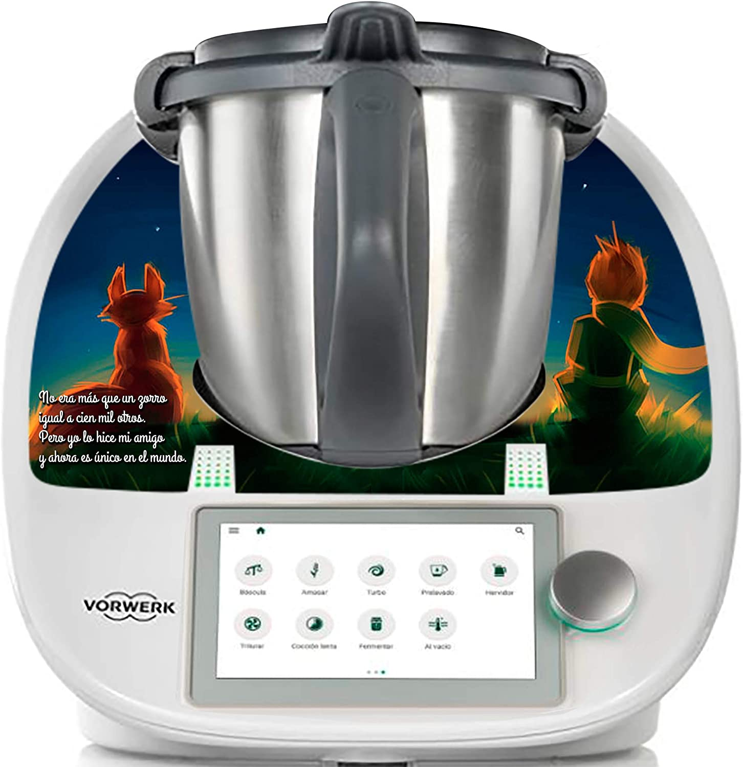 Thermodernizate Principito Vinilos Thermomix TM6: Amazon.es
