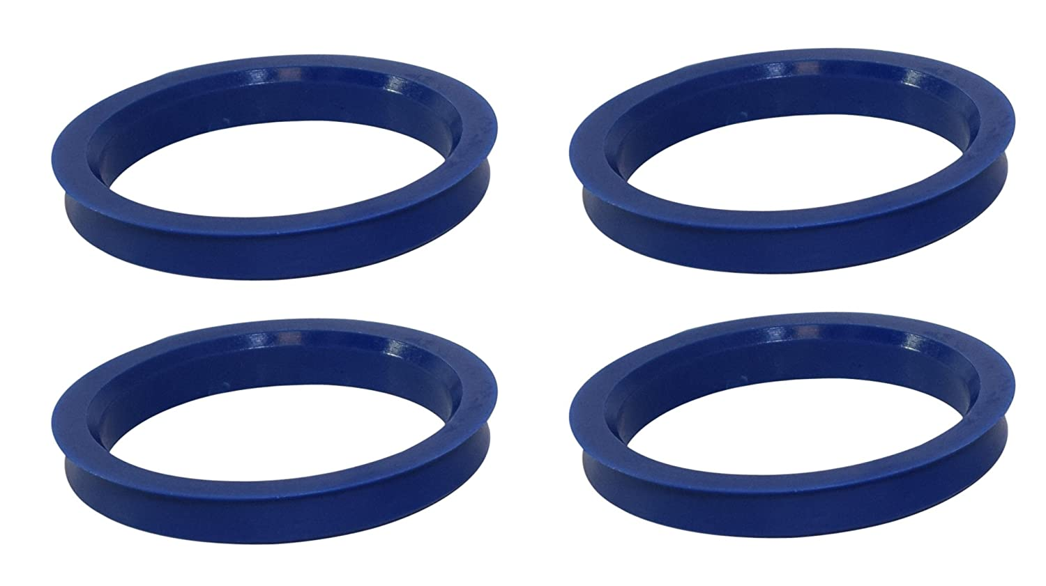 Coyote Wheel Accessories 73-6390 Hub Centric Ring, Set of 4 (73mm OD to 63.90mm ID)