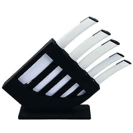 Compra Bergner Ultra Non-Stick Set de 5 Cuchillos + Tacoma ...