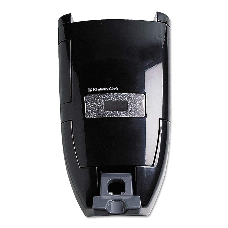 Kimberly-Clark profesional 92013 In-Sight sanituff Push dispensador, 3 1/2/8L, 10 3/4 W x 7d X 17 3/4 H, negro: Amazon.es: Amazon.es