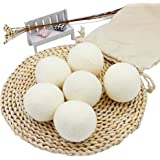 SheepSheepSheep Sheep Laundry Balls Dryer XL Handmade Organic Wool Dryer Balls Laundry You Can Choose 3~9Package (6)
