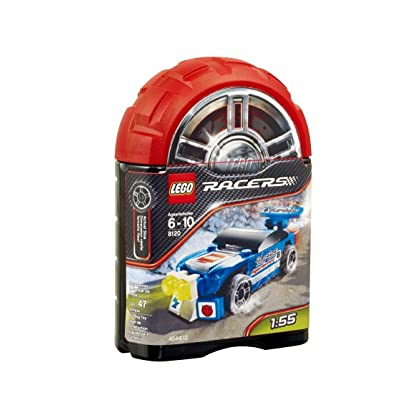 LEGO Racers Rally Sprinter: Toys & Games
