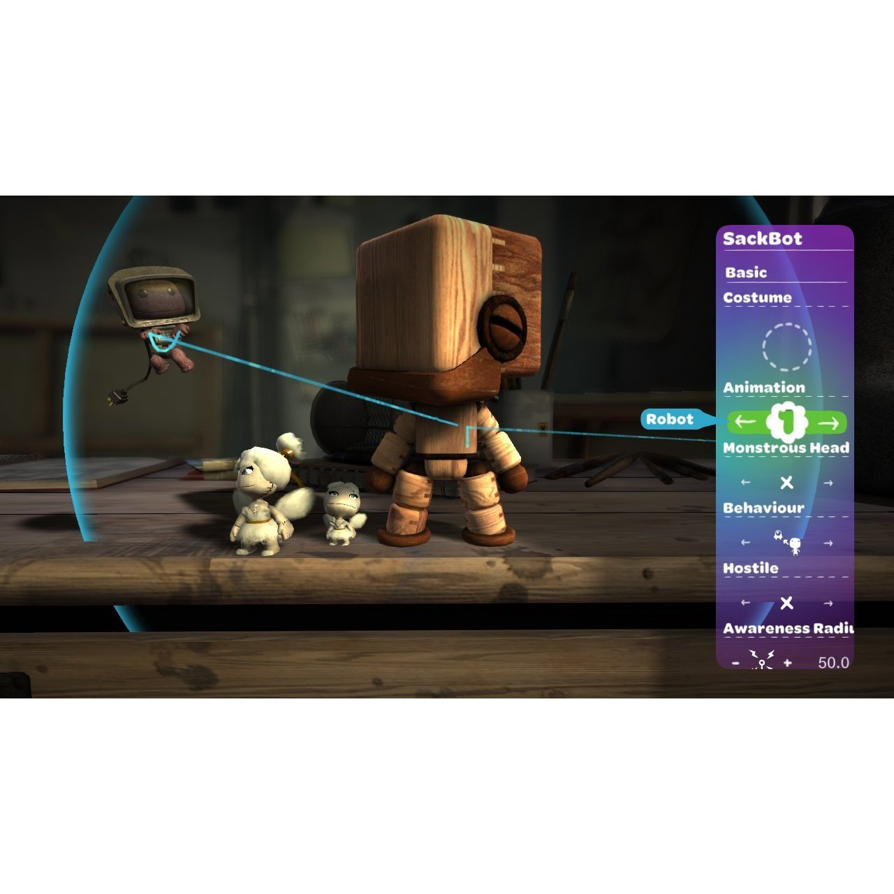 LittleBigPlanet 2 Special Edition Move Bundle - Playstation 3 by Sony (Image #5)