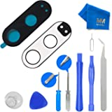 MMOBIEL Camera Lens for Motorola Moto G4 Plus Replacement Set with Toolkit