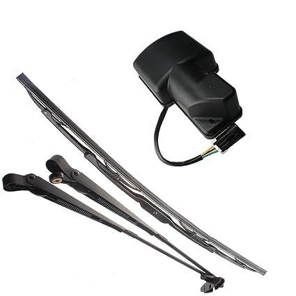 Atv,rv,boat & Other Vehicle Wiper Motor For Bobcat Skid Steer Loader S100 S130 S150 S160 S175 S185 S205