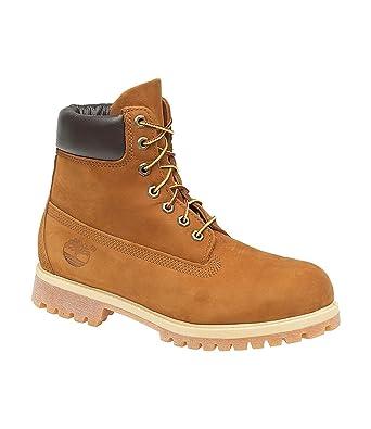 bfd415fe9 Timberland Men's 6-Inch Premium Waterproof Boots Rust / Nubuck UK Size 12