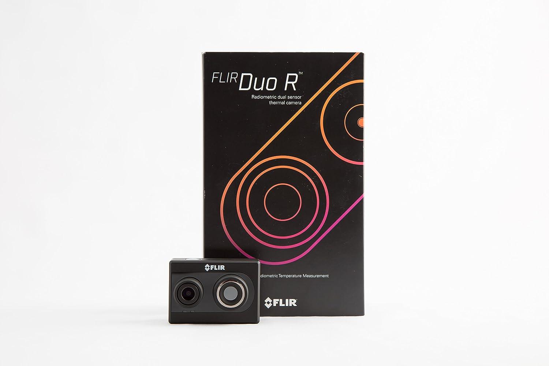 Amazon com: FLIR Duo R Dual Sensor Drone Thermal and Color