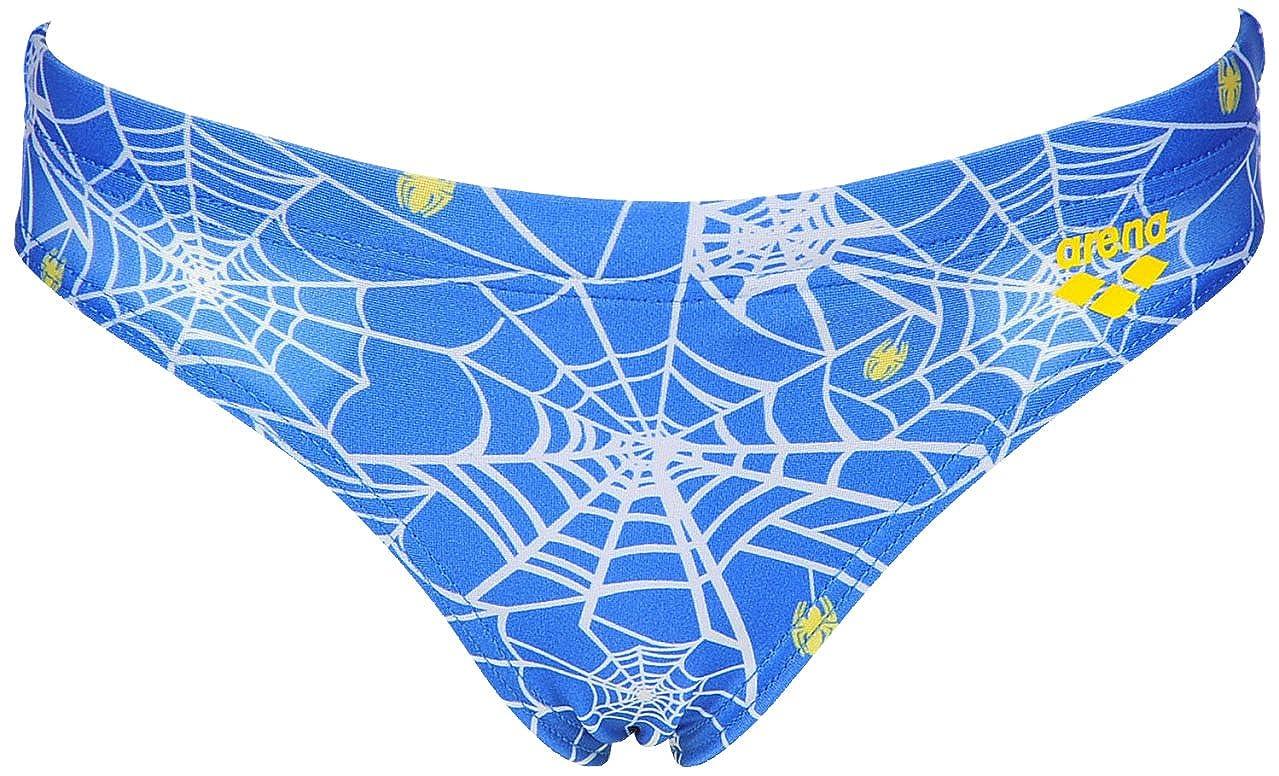 Arena 0002497404-5, Costume da Bagno Bimbo, Turchese (Spider Man Marvel), 104 (Taglia Produttore:4-5)