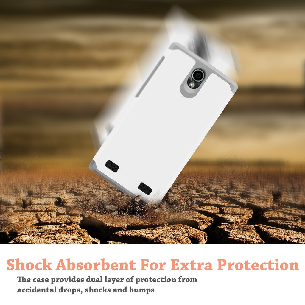 Cellularvilla Impact Hybrid Protective Shockproof Image 2