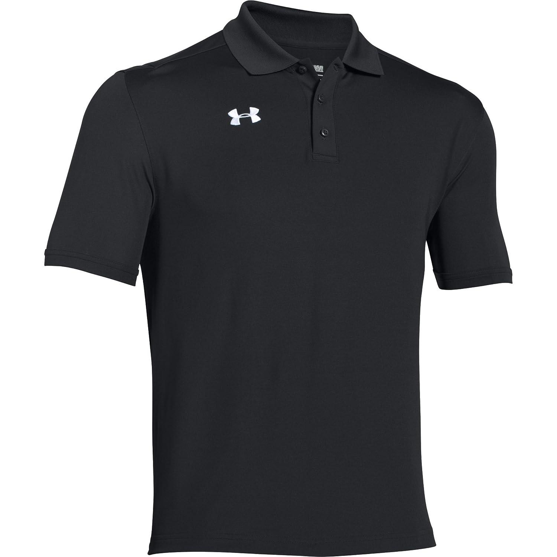 4d320f3a Amazon.com : Under Armour Team Armour Men's Golf Polo : Clothing