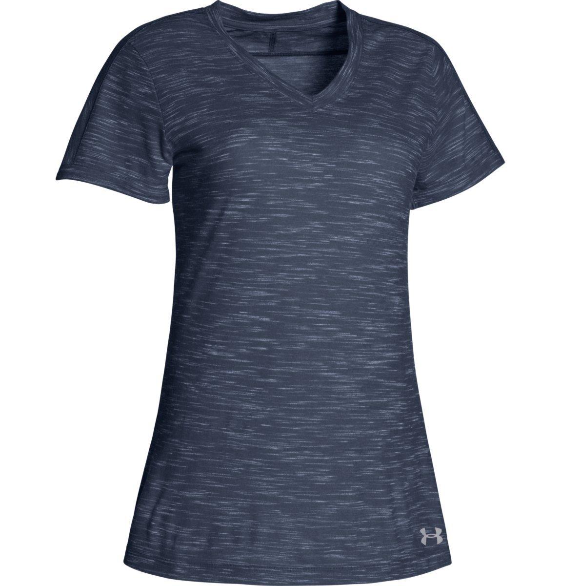 15e4770cb30 Amazon.com: Under Armour Women's UA Stadium Flow T-Shirt: Clothing