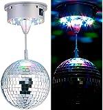 Silber 200 mm Light Weight Mirror Ball - Disco Balls
