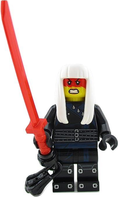 LEGO Ninjago Harumi Minifigure 70651 Hunted Mini Fig