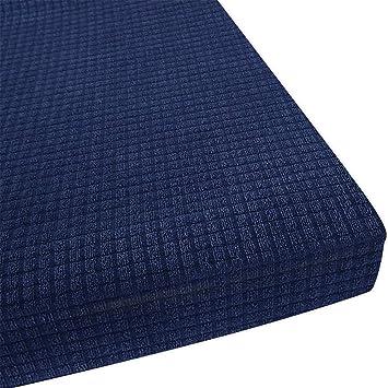 Amazon.com: Chelzen - Funda de cojín para sofá (elastano ...