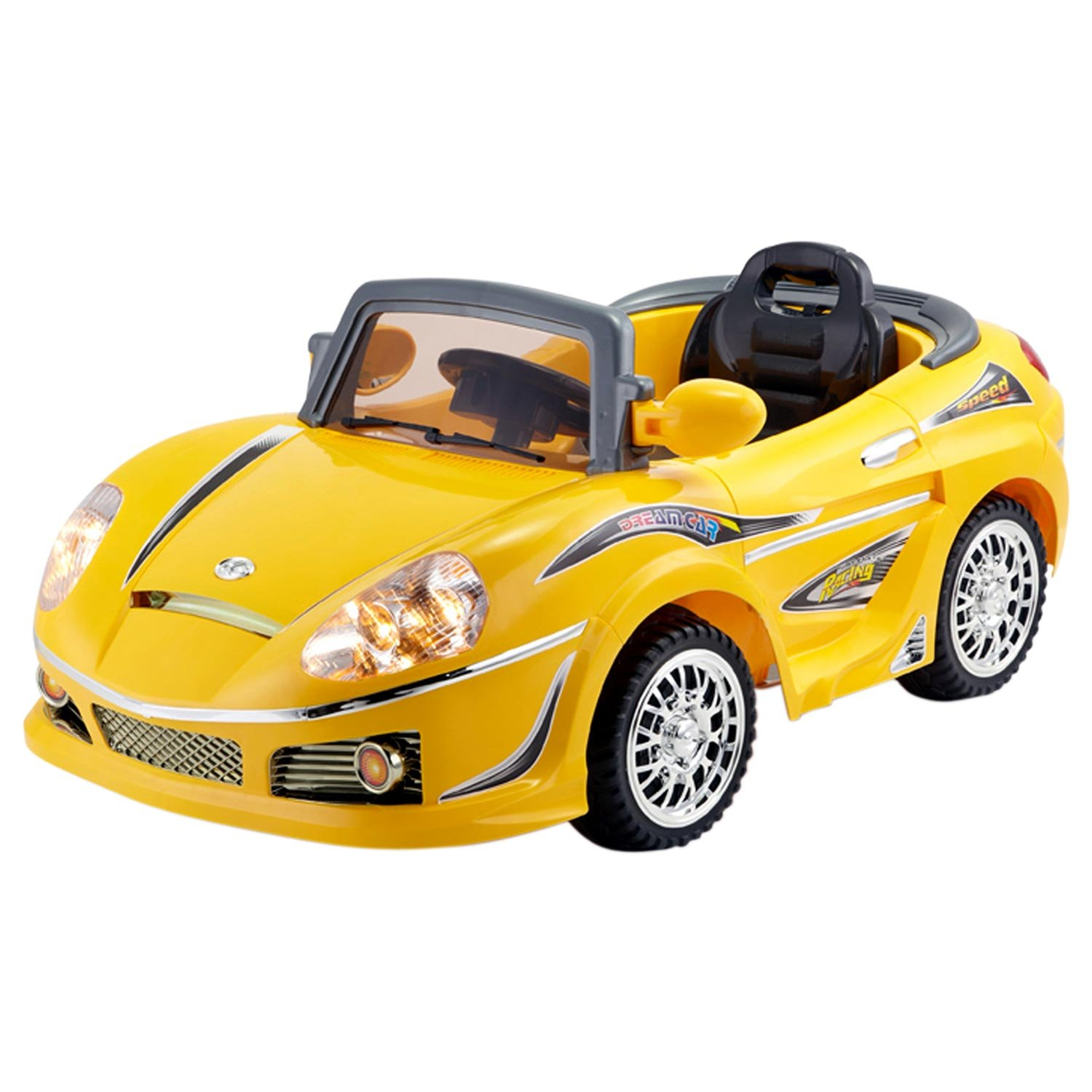 buy delia baby dream car yellow online at low prices in india