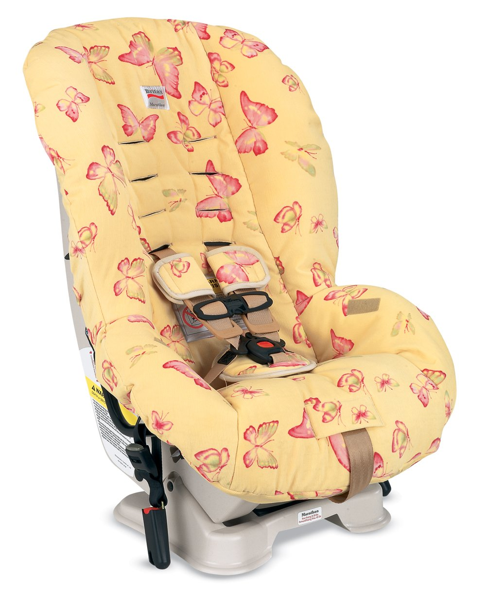 Britax Marathon Car Seat Cover Sets - Velcromag