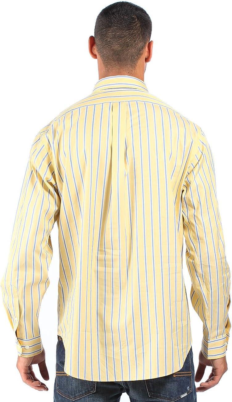 Ralph Lauren - Camisa casual - Manga Larga - para hombre Gelb ...