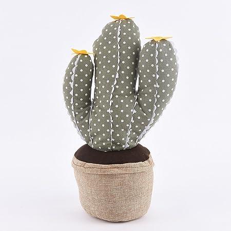 Tope puerta cactus 36x21cm