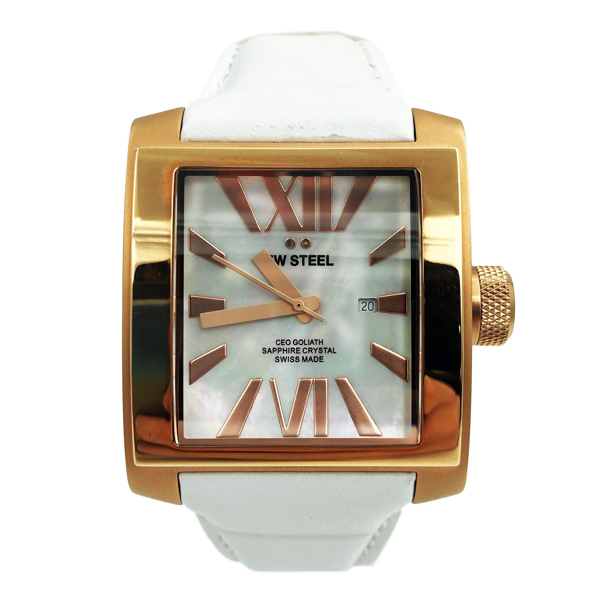 TW Steel CEO Automatic-self-Wind Male Watch CE3016 (Certified Pre-Owned)