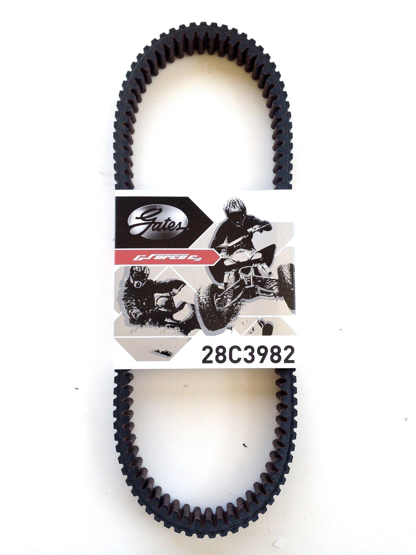 Arctic Cat Wildcat Belt Sport / Trail 2015-2017 Gates CVT Carbon Cord Drive Belt 28C3982