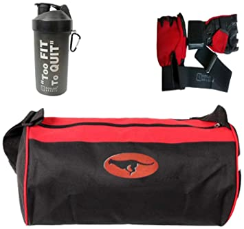 fadb6c27703d Buy 5 O Clock Sports Gym Bag