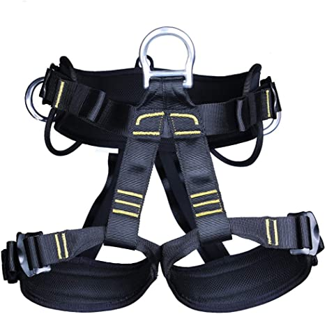XHHWZB Arnés de Escalada Cinturón de Seguridad para rescates ...