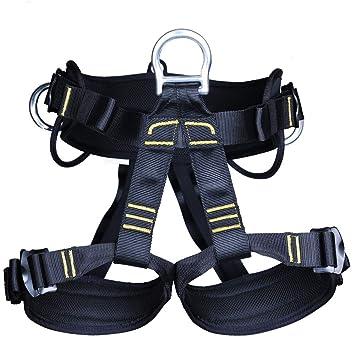 XHHWZB Arnés de Escalada Cinturón de Seguridad para rescates de ...
