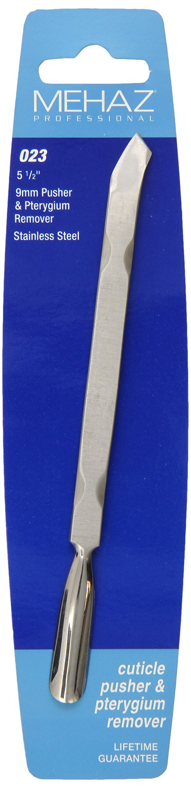 Mehaz Professional Cuticle Pusher and Pterygium Remover by Mehaz Professional