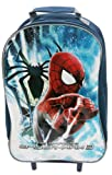 Marvel Spiderman 2 Amazing Spiderman Wheeled Bag