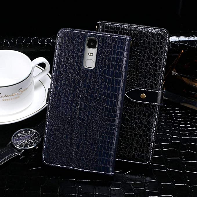 Amazon.com: Case for Doogee Y6 Max, PU Leather Stand Wallet ...