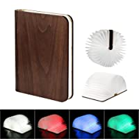 LEDGLE Folding Book light