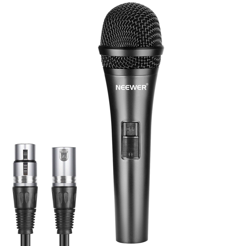 Neewer NW-040 Micrófono dinámico cardioide con cable