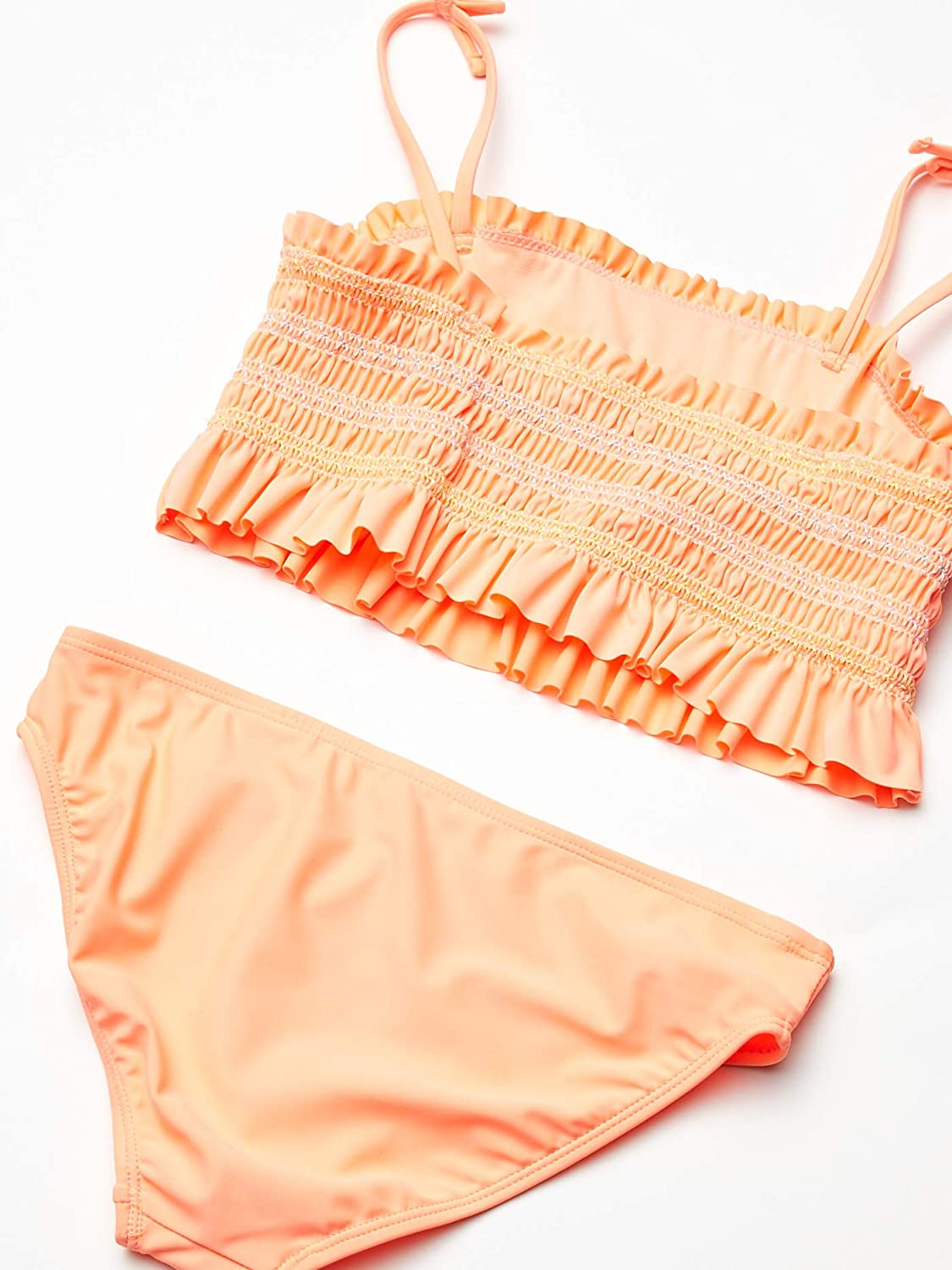 Details about  /Lucky Brand Sun Dress Lace Panty 2 Pc 12 M Bright Pink $44 Sleeveless NWT
