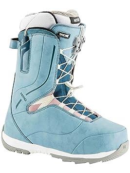 Nitro Snowboards Crown TLS Botas de Snowboard, Mujer, Blue ...