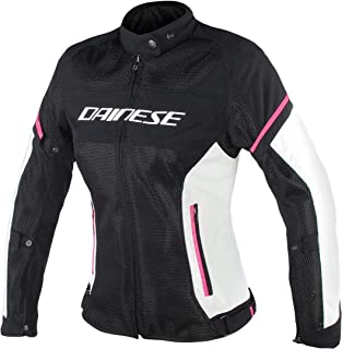 Amazon.com: Dainese Air Frazer Textile-Leather Jacket (Euro ...