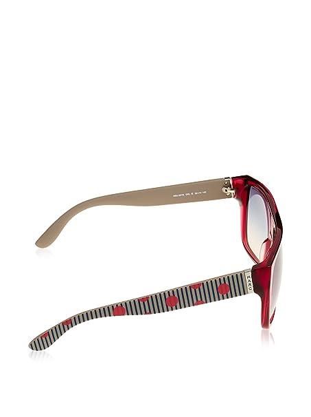Marc Jacobs Herren Sonnenbrille Gr. onesize, Grau (Cyclamen Blue Fantasy Red)