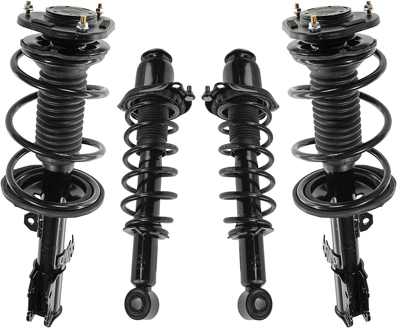 Strut /& Spring Assembly Front /& Rear Kit Set of 4 for 03-08 Toyota Corolla