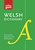 Collins Welsh Dictionary Gem Edition: trusted support for learning (Collins Gem) (Welsh Edition)