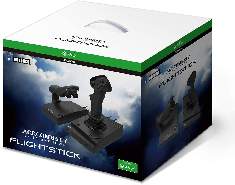 Hori - Flight Stick Ace Combat 7 (Xbox One, Xbox 360, PC): Amazon.es: Videojuegos