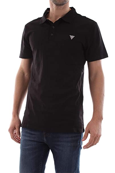 Guess M92P18 J1300 Polo Men: Amazon.co.uk: Clothing