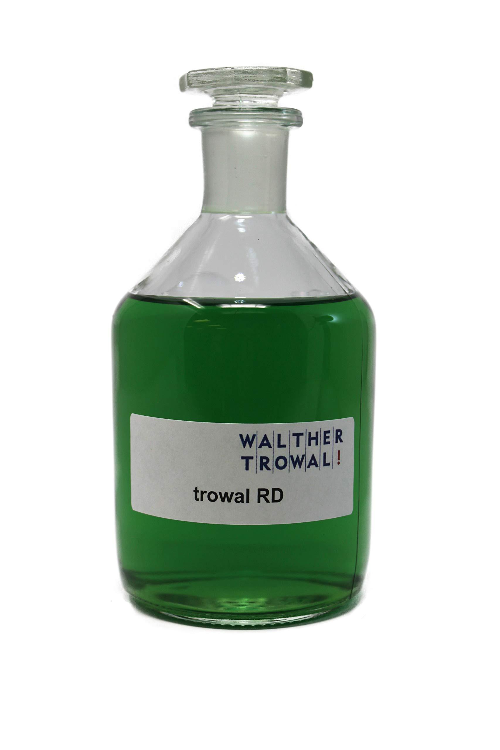 Walther Trowal RD, Acidic Burnishing Liquid Compound, 18 KG Bucket