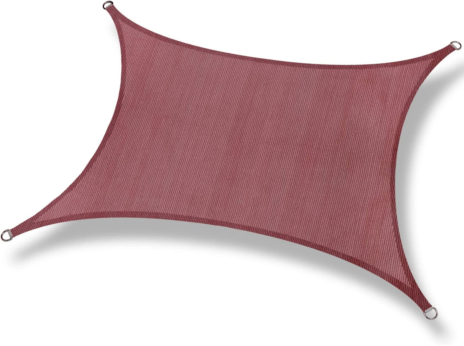 ROYAMY 10' Max Max 48% OFF 52% OFF x Sun Shade Sail UV C Block Shades Rectangle