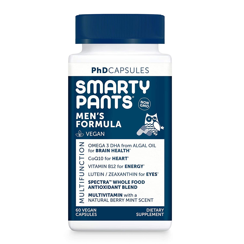 best smelling men\'s body wash 2020 Amazon.com: SmartyPants PhD Daily Multivitamin for Men w