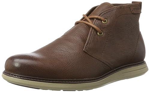d12713128453 Sebago Men s Smyth Chukka Boots, (Brown Leather), 8 UK 42 EU
