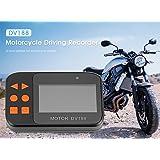 Biker's Camera,AUTOLOVER DV188 motorcycle dash cam 1080p Dual Lens Motorcycle Action Camera 2.7